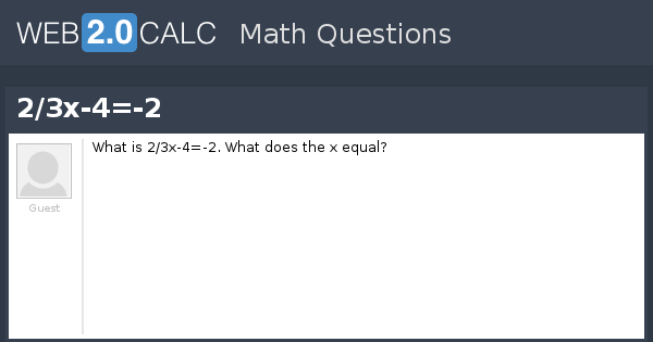 question 2 4 Welcome to ixl's algebra 2 page practice math online with unlimited questions in more than 200 algebra 2 math skills.