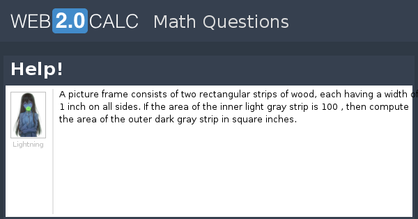 View question - Help!
