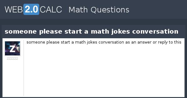 jokes to start a conversation