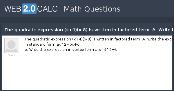 Algebra 2 Flashcards   Quizlet
