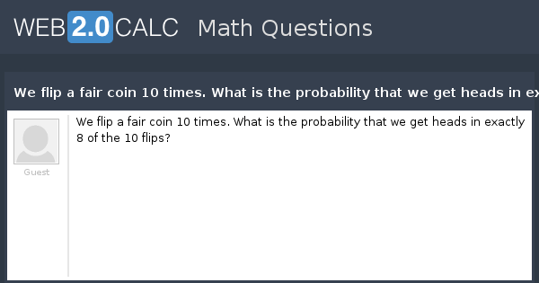 View Question